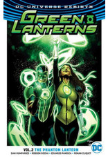 DC COMICS GREEN LANTERNS TP VOL 02 PHANTOM LANTERN (REBIRTH)