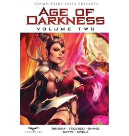 ZENESCOPE ENTERTAINMENT INC GRIMM FAIRY TALES AGE OF DARKNESS VOLUME TWO