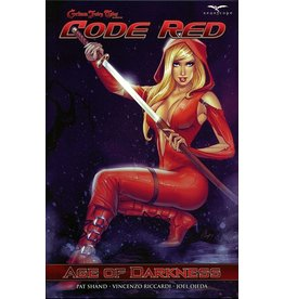 ZENESCOPE ENTERTAINMENT INC GRIMM FAIRY TALES CODE RED VOLUME ONE