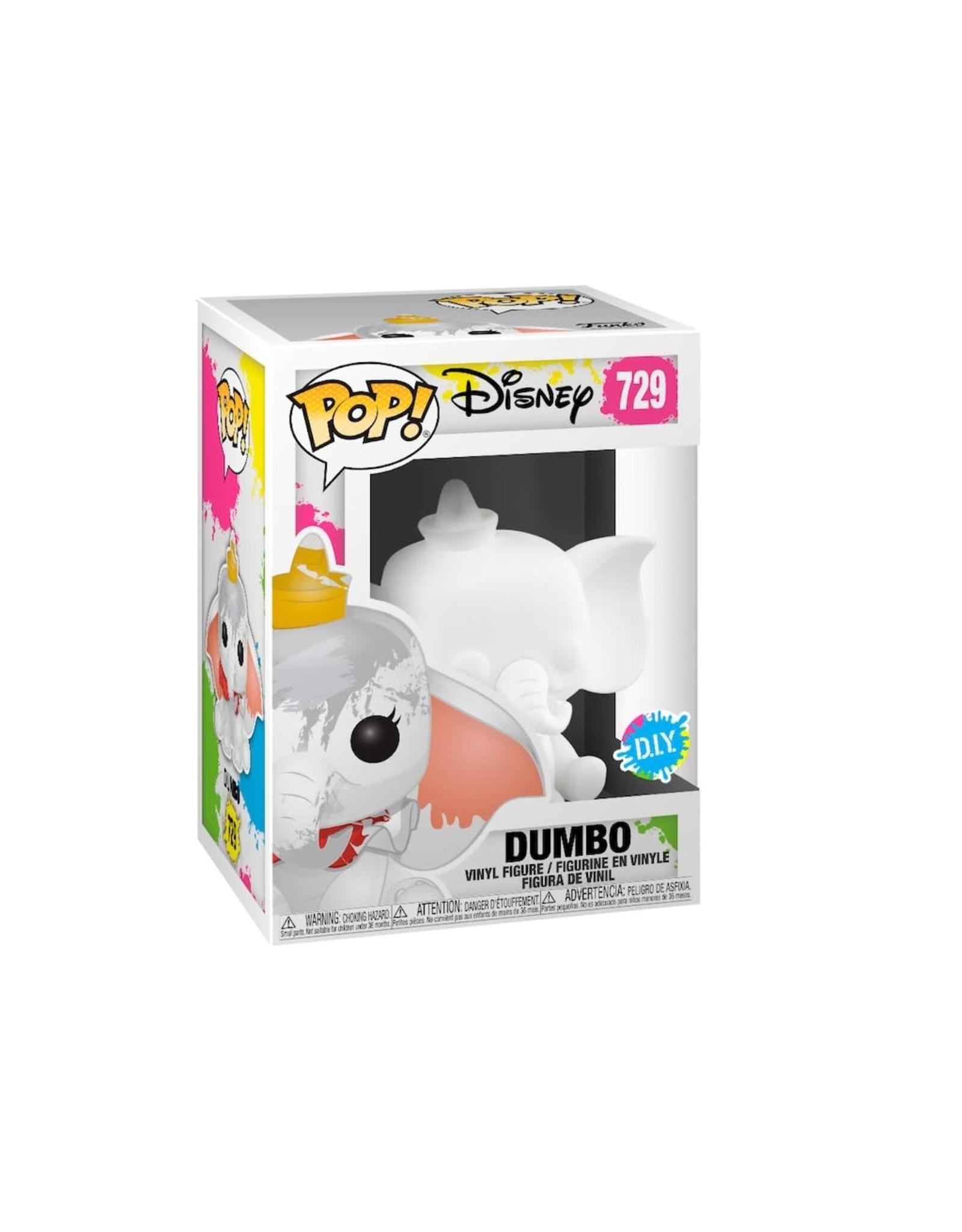 FUNKO POP DISNEY DIY DUMBO VINYL FIG