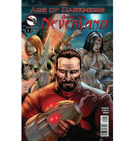 ZENESCOPE ENTERTAINMENT INC GRIMM FAIRY TALES NEVERLAND AGE OF DARKNESS