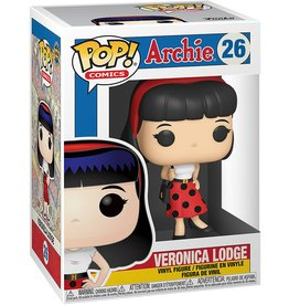 FUNKO POP ARCHIE VERONICA LODGE VINYL FIG