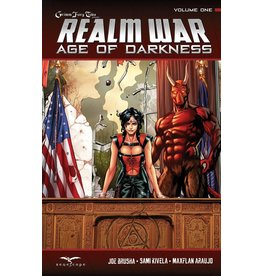 ZENESCOPE ENTERTAINMENT INC GRIMM FAIRY TALES REALM WAR AGE OF DARKNESS VOLUME 01