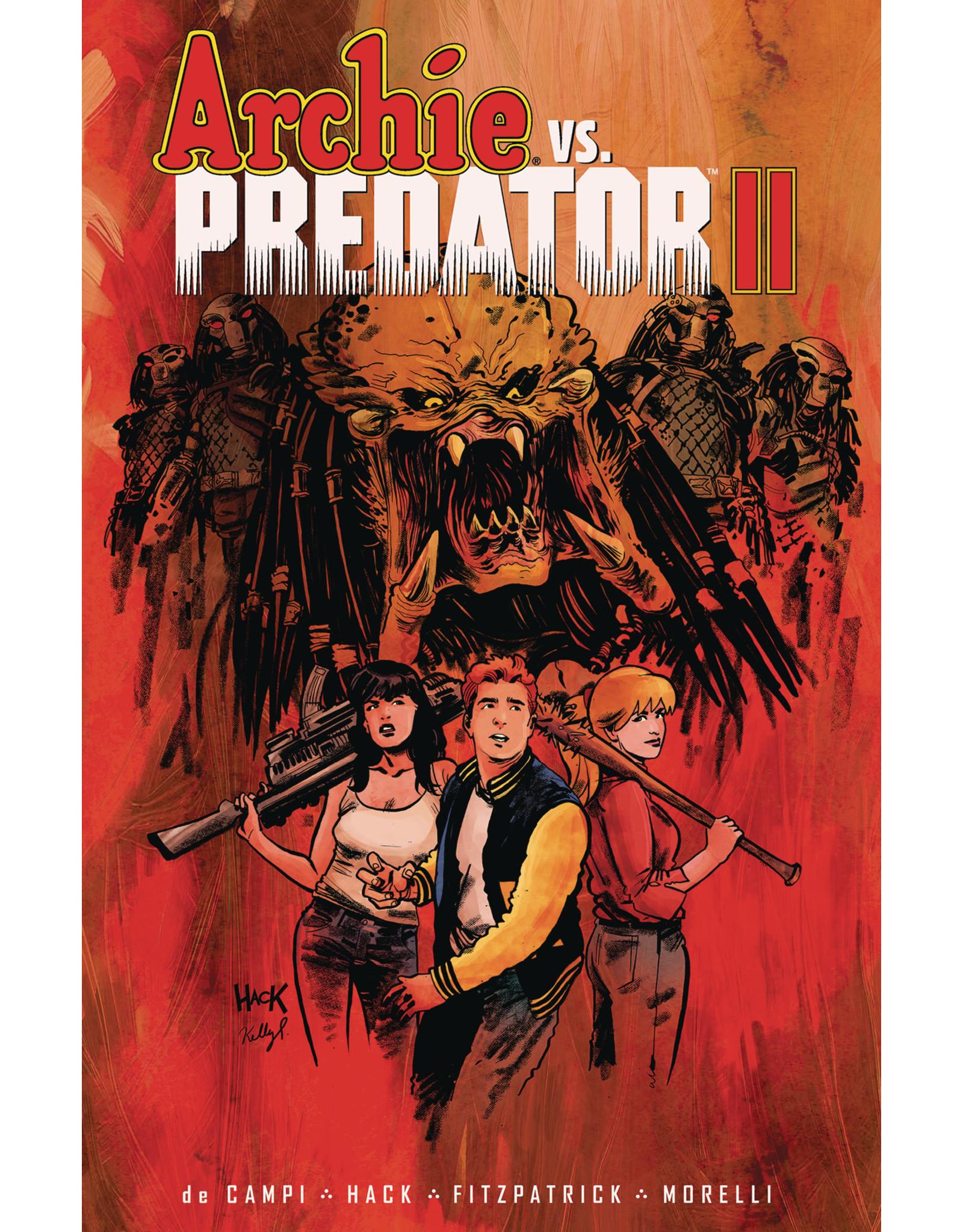 ARCHIE COMIC PUBLICATIONS ARCHIE VS PREDATOR II TP VOL 01