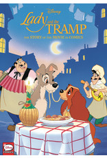 DARK HORSE COMICS DISNEY LADY & THE TRAMP STORY MOVIE IN COMICS HC