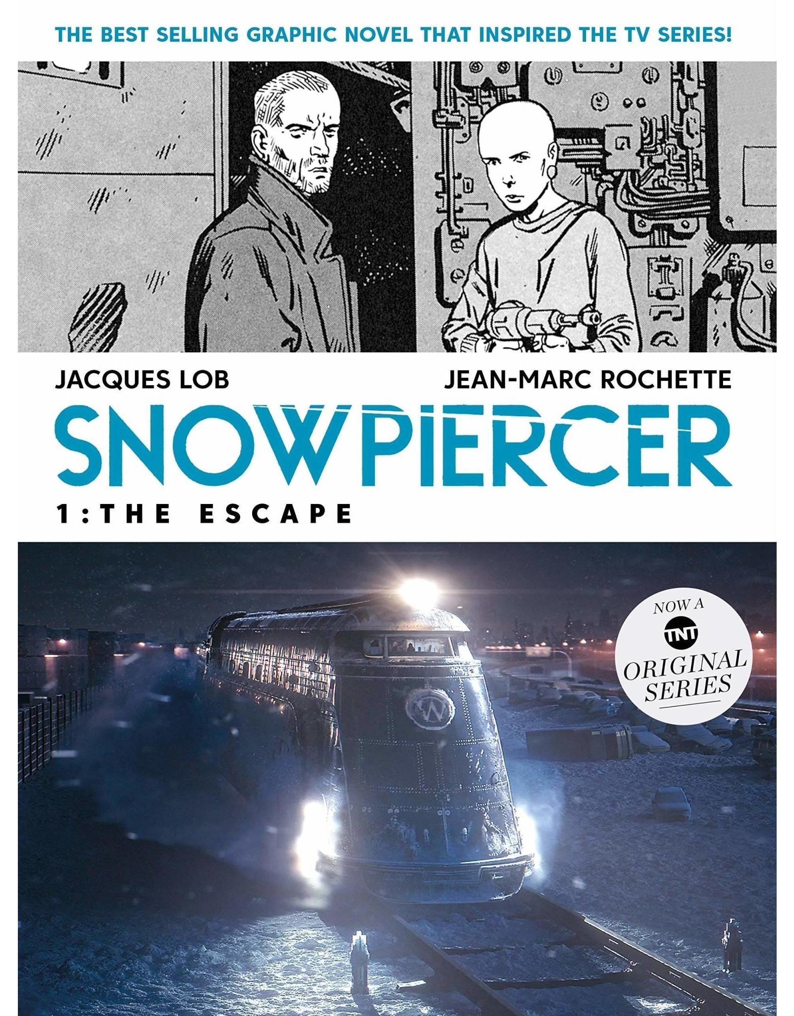 TITAN COMICS SNOWPIERCER TP ESCAPE
