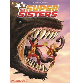 PAPERCUTZ SUPER SISTERS GN