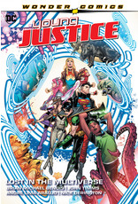 DC COMICS YOUNG JUSTICE HC VOL 02 LOST IN THE MULTIVERSE
