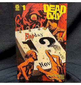 AFTERSHOCK COMICS DEAD DAY #1 15 COPY FRANCAVILLA INCENTIVE VARIANT