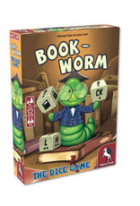 BOOKWORM THE DICE GAME