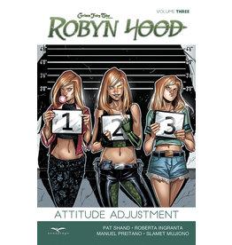 ZENESCOPE ENTERTAINMENT INC ROBYN HOOD ONGOING TP VOL 03 ATTITUDE ADJUSTMENT