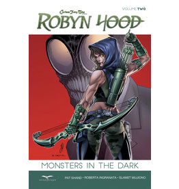 ZENESCOPE ENTERTAINMENT INC ROBYN HOOD ONGOING TP VOL 02 MONSTERS IN THE DARK