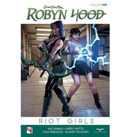 ZENESCOPE ENTERTAINMENT INC ROBYN HOOD ONGOING TP VOL 01 RIOT GIRLS