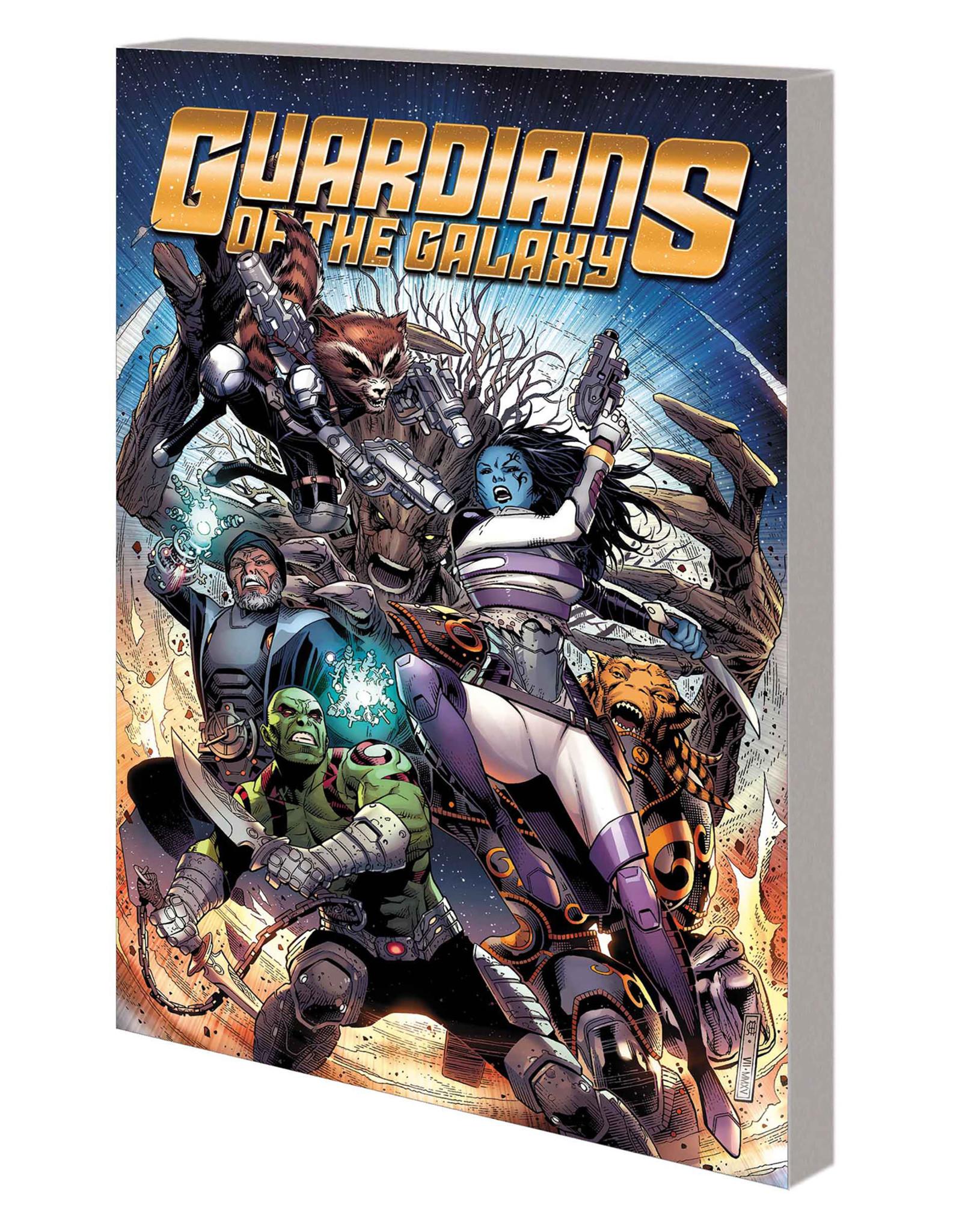 MARVEL COMICS GUARDIANS OF GALAXY TP GUARDIANS OF INFINITY