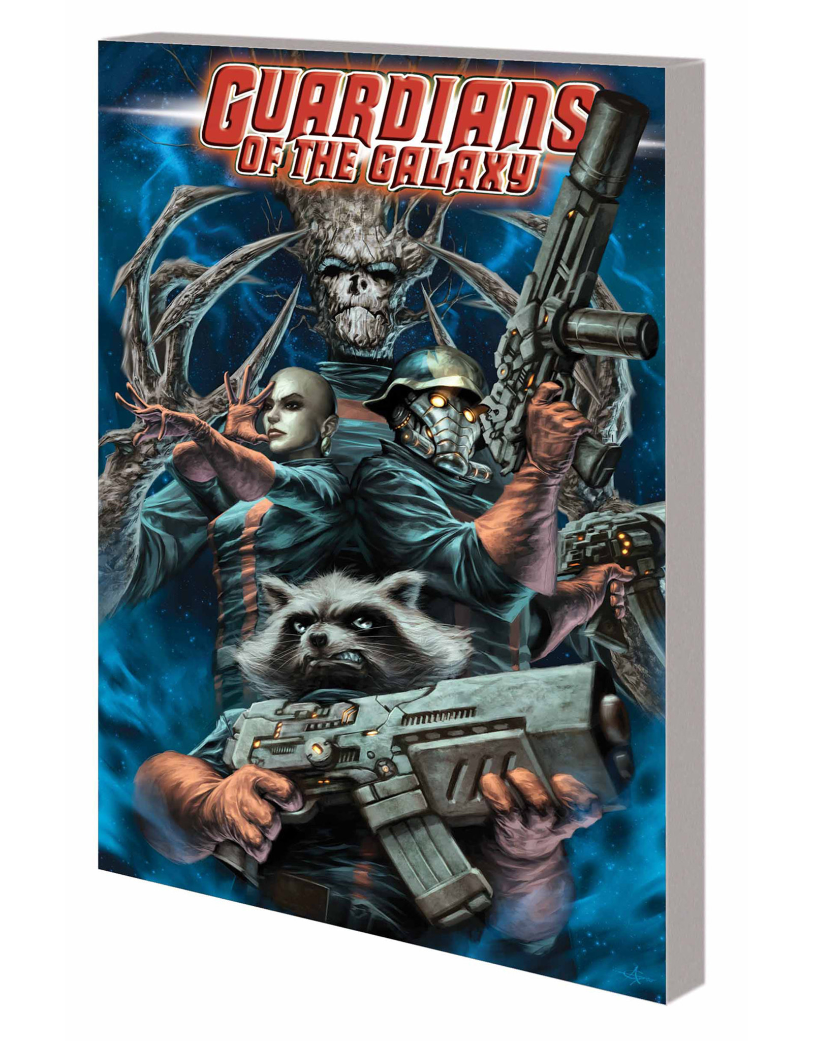 MARVEL COMICS GOTG BY ABNETT AND LANNING COMPLETE COLL TP VOL 02