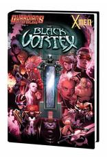 MARVEL COMICS GUARDIANS OF GALAXY AND X-MEN HC BLACK VORTEX