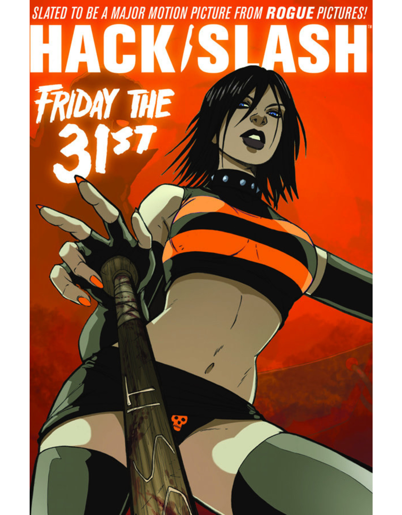 IMAGE COMICS HACK SLASH TP VOL 03 FRIDAY THE 31ST