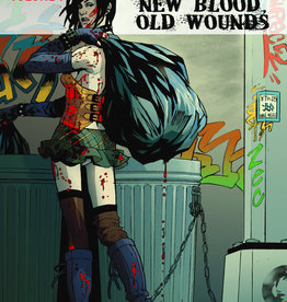 D. D. P. HACK SLASH TP VOL 07 NEW BLOOD OLD WOUNDS