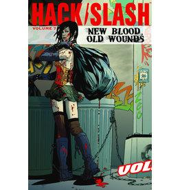 D. D. P. HACK SLASH TP VOL 07 NEW BLOOD OLD WOUNDS