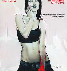 D. D. P. HACK SLASH TP VOL 06 IN REVENGE & IN LOVE