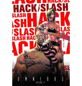 IMAGE COMICS HACK SLASH OMNIBUS TP VOL 04