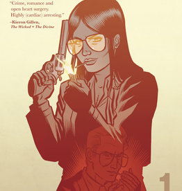 ONI PRESS INC. HEARTTHROB TP VOL 01 NEVER GOING BACK AGAIN