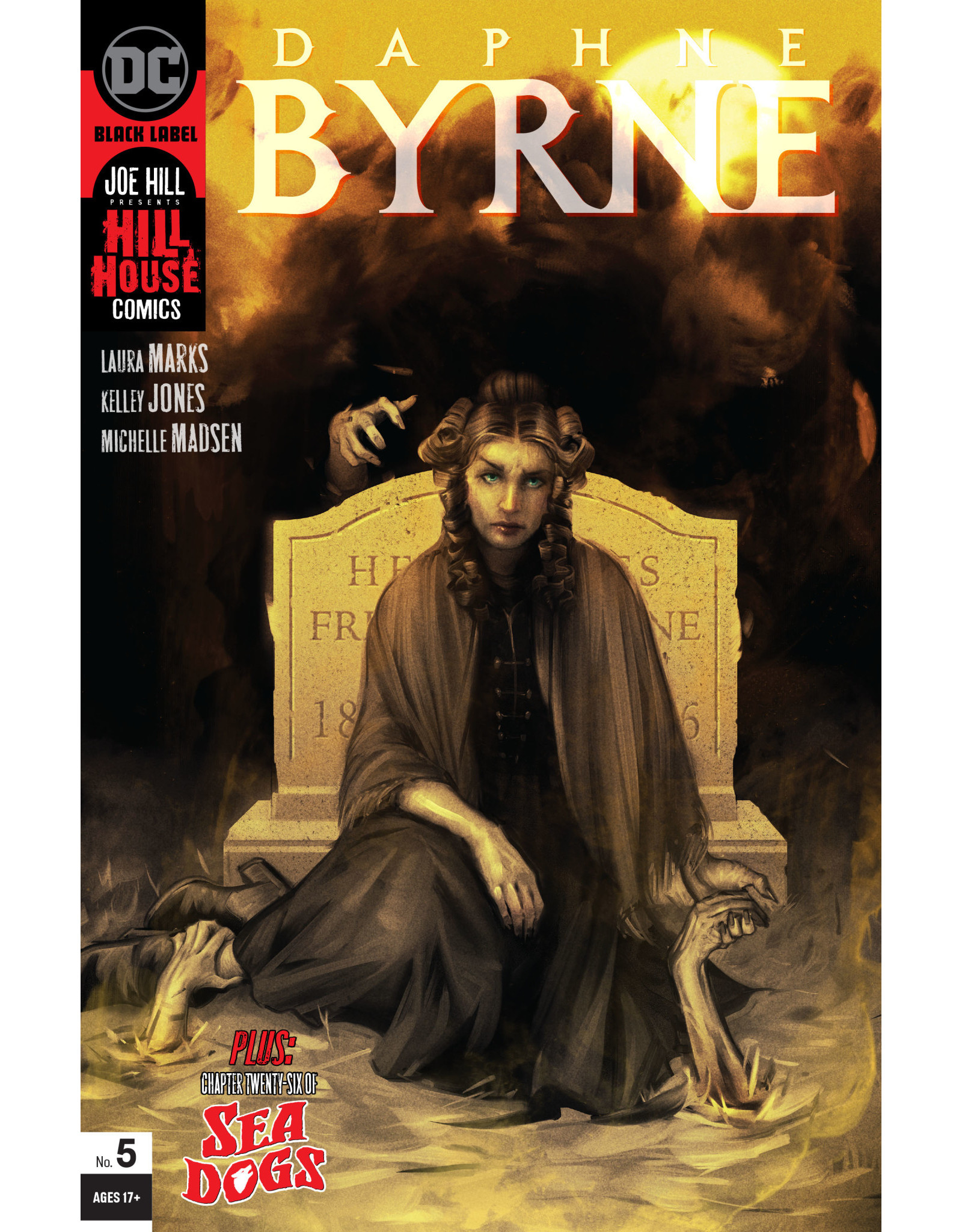 DC COMICS DAPHNE BYRNE #5 (OF 6)