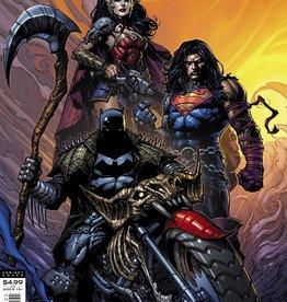 DC COMICS DARK NIGHTS DEATH METAL #1 (OF 6) DAVID FINCH BATMAN VAR ED