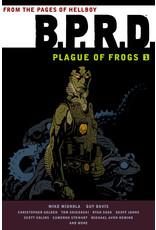 DARK HORSE COMICS BPRD PLAGUE OF FROGS TP VOL 01