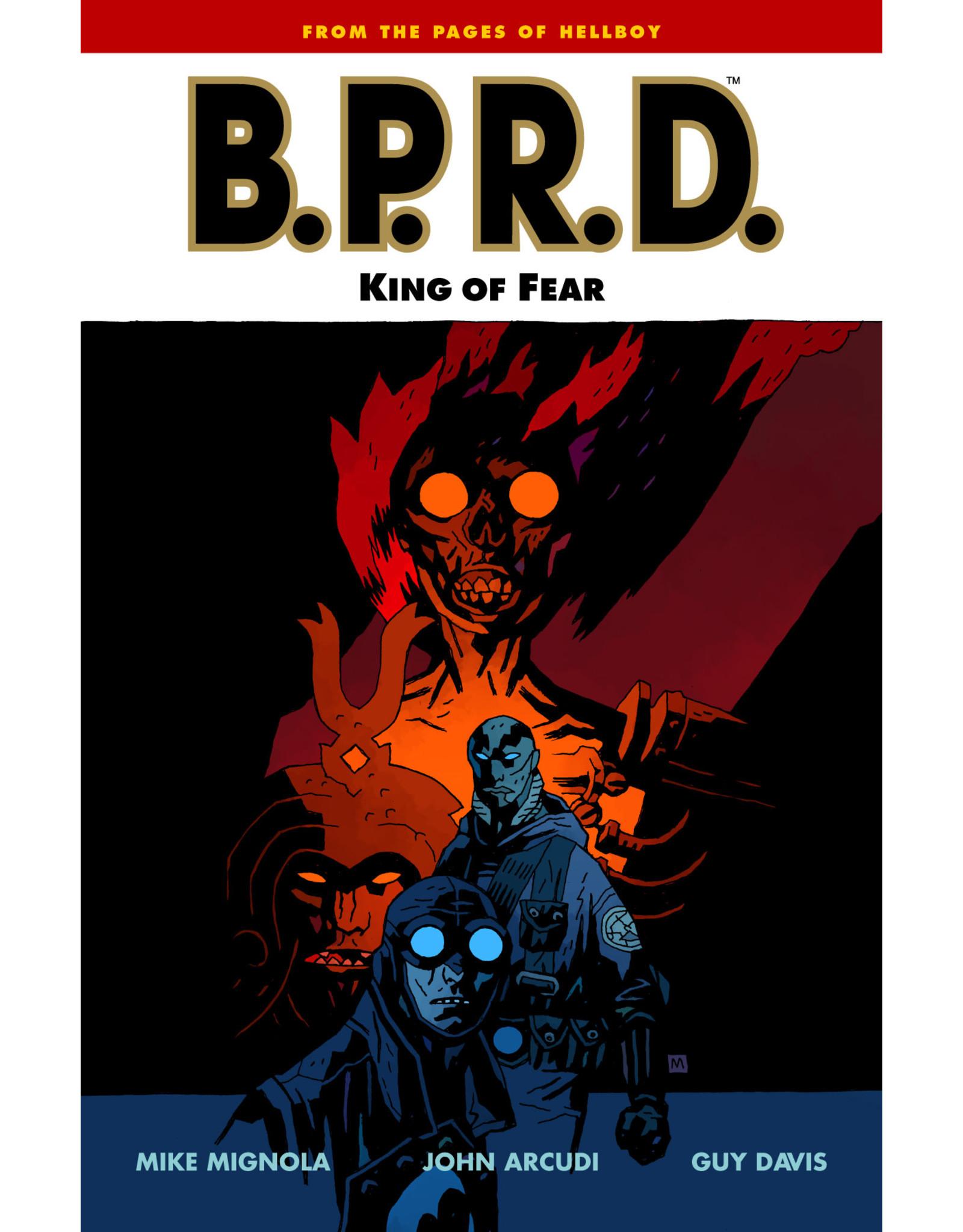 DARK HORSE COMICS BPRD TP VOL 14 KING OF FEAR