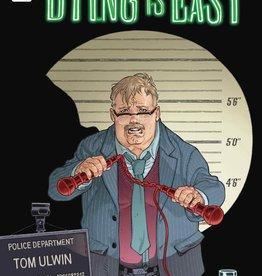 IDW PUBLISHING DYING IS EASY #5 (OF 5) CVR B RODRIGUEZ