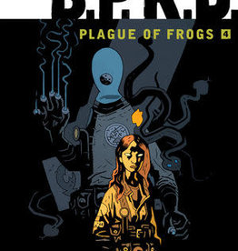 DARK HORSE COMICS BPRD PLAGUE OF FROGS TP VOL 04