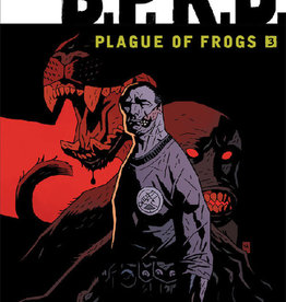 DARK HORSE COMICS BPRD PLAGUE OF FROGS TP VOL 03