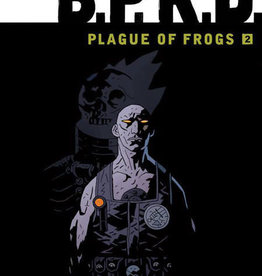 DARK HORSE COMICS BPRD PLAGUE OF FROGS TP VOL 02