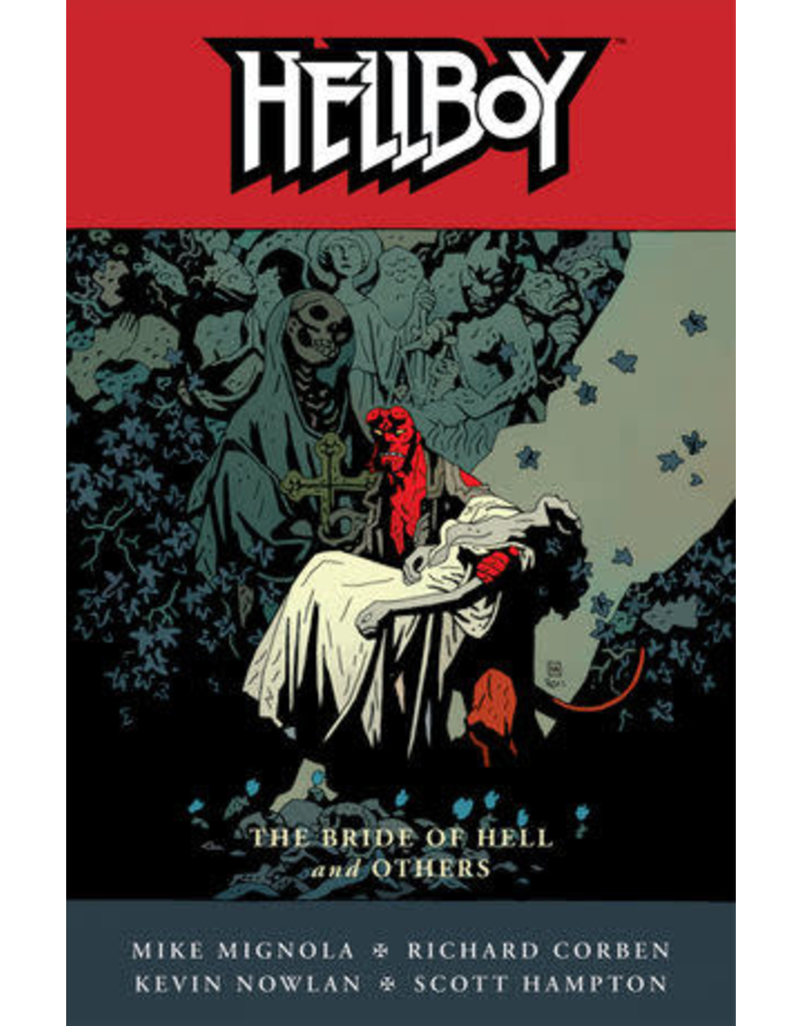 DARK HORSE COMICS HELLBOY TP VOL 11 BRIDE OF HELL & OTHERS