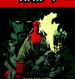 DARK HORSE COMICS HELLBOY TP VOL 02 WAKE THE DEVIL