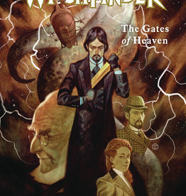 DARK HORSE COMICS WITCHFINDER TP VOL 05 GATES OF HEAVEN