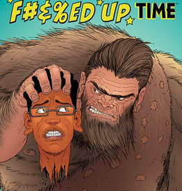 AFTERSHOCK COMICS MAN WHO EFFED UP TIME #3