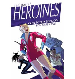 SPACE GOAT PRODUCTIONS HEROINES TP VOL 01 BACKPACK ED