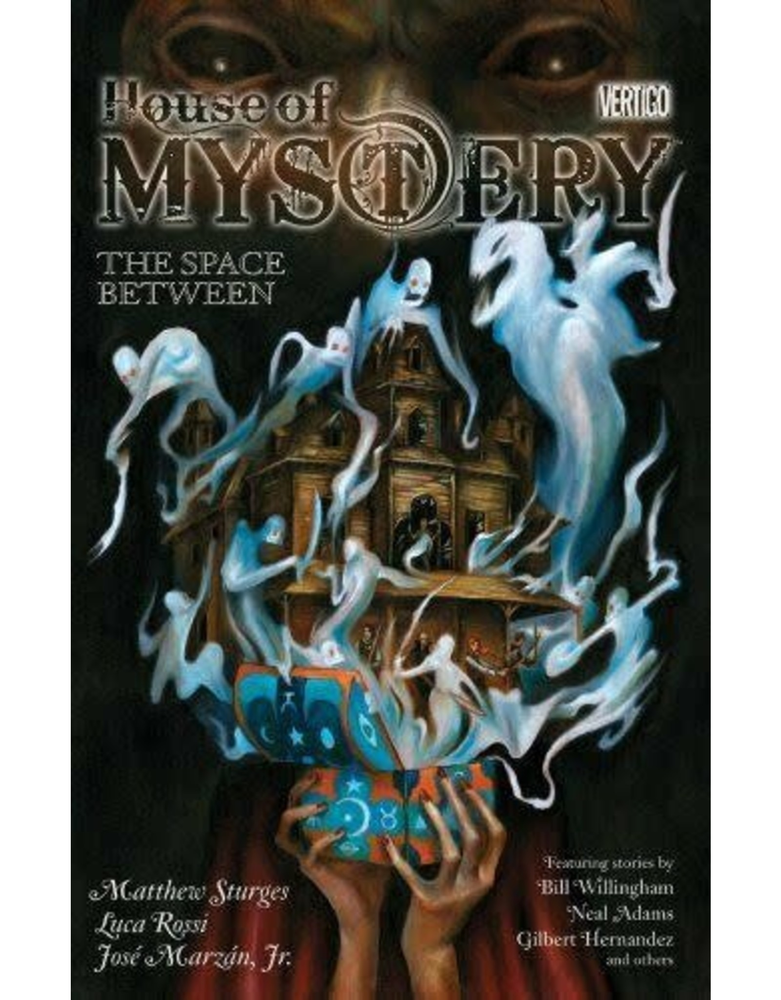 DC COMICS HOUSE OF MYSTERY TP VOL 03 THE SPACE BETWEEN