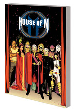 MARVEL COMICS HOUSE OF M TP WARZONES