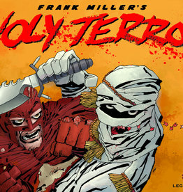 LEGENDARY COMICS HOLY TERROR HC