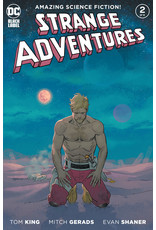 DC COMICS STRANGE ADVENTURES #2 (OF 12) EVAN SHANER VAR ED