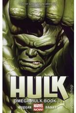 MARVEL COMICS HULK VOLUME 02 OMEGA HULK BOOK 01