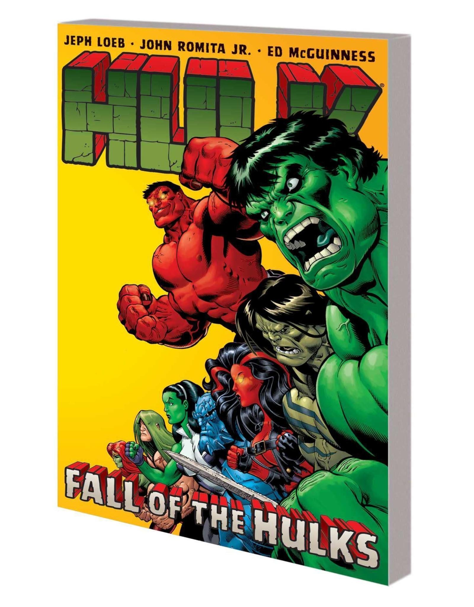 MARVEL COMICS HULK TP VOLUME 05 FALL OF HULKS