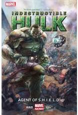 MARVEL COMICS INDESTRUCTIBLE HULK  VOLUME 02 GODS AND MONSTER TRADE PAPERBACK