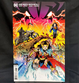 DC COMICS DARK NIGHTS DEATH METAL #1 1:100 CAPULLO VARIANT