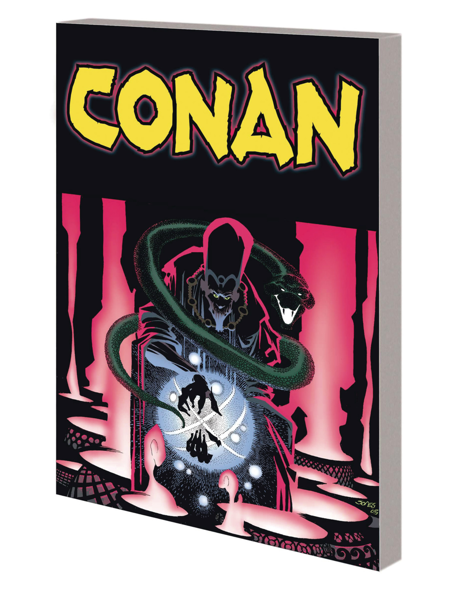MARVEL COMICS CONAN BOOK OF THOTH AND OTHER STORIES TP