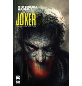 DC COMICS JOKER DELUXE EDITION HC