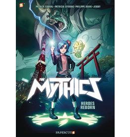 PAPERCUTZ MYTHICS GN VOL 01 HEROES REBORN